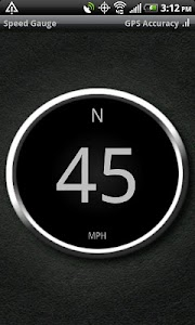 Speed Gauge screenshot 0
