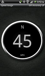 Speed Gauge- screenshot thumbnail