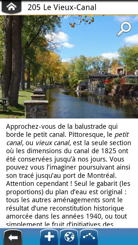 Explora au Canal de Lachine- screenshot
