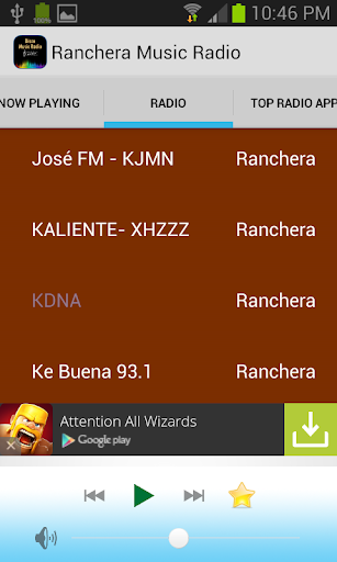 Ranchera Music Radio
