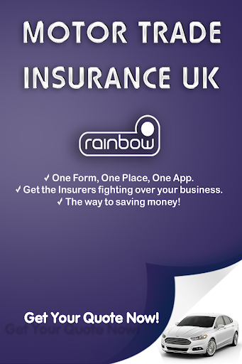 Motor Trade Insurance UK