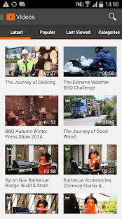 B&Q - screenshot thumbnail