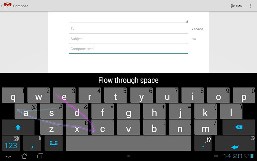 SwiftKey Tablet Keyboard v4.0.0.106 APK