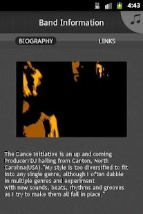 The Dance Initiative - screenshot thumbnail