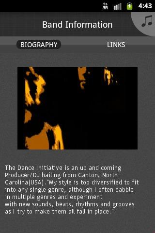 The Dance Initiative - screenshot