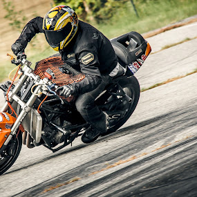 by Dennis Scanlon - Transportation Motorcycles