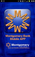 Screenshot of Montgomery Bank Mobile Banking