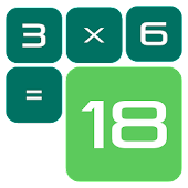 3x6=18 - Multiplication tables