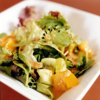 Sesame Green Salad.