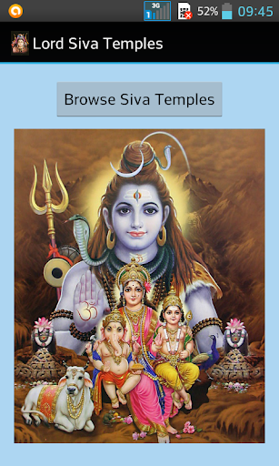 Lord Siva Temples