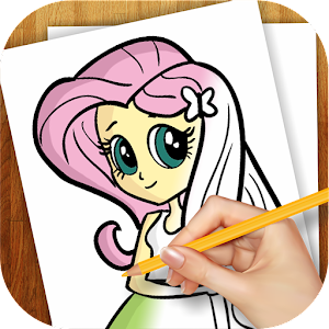 Learn to Draw Equestria Girls APK for Blackberry