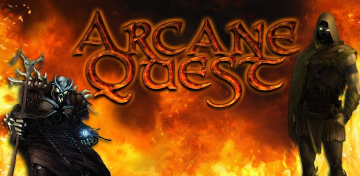 Arcane Quest Ultimate Edition v1.0.4 Apk Game Download