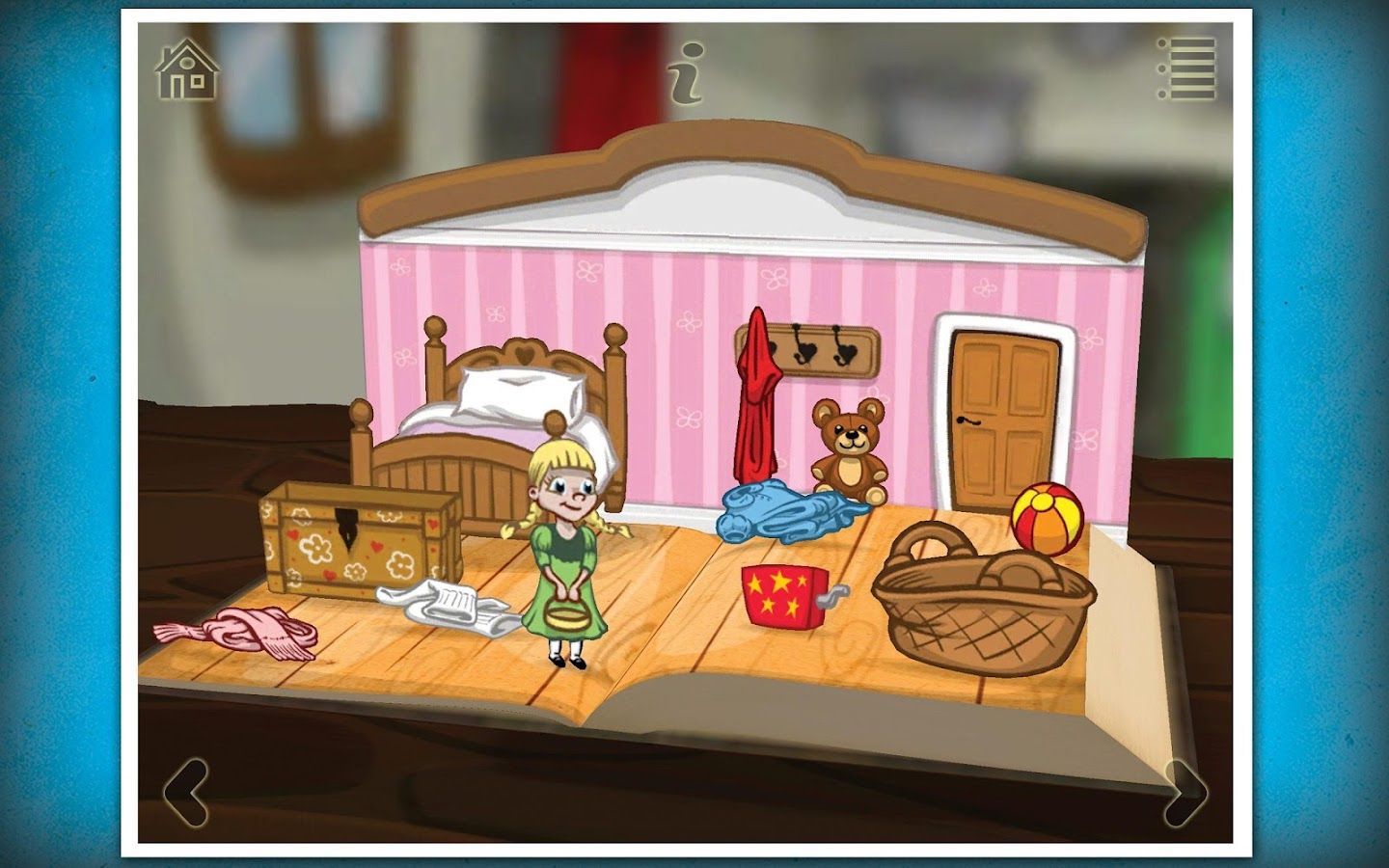 Grimm's Red Riding Hood - screenshot