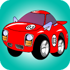 Baby Car Driver NO ADS icon