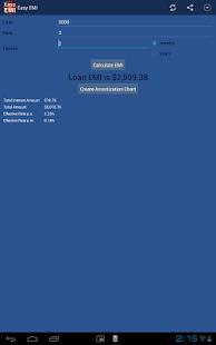 Car loan emi calculator with amortization 12