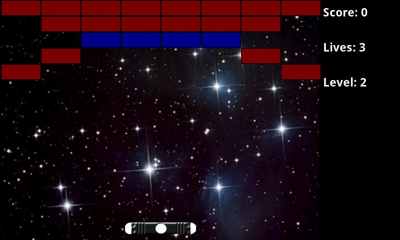 Arkanoid Group 2 - screenshot