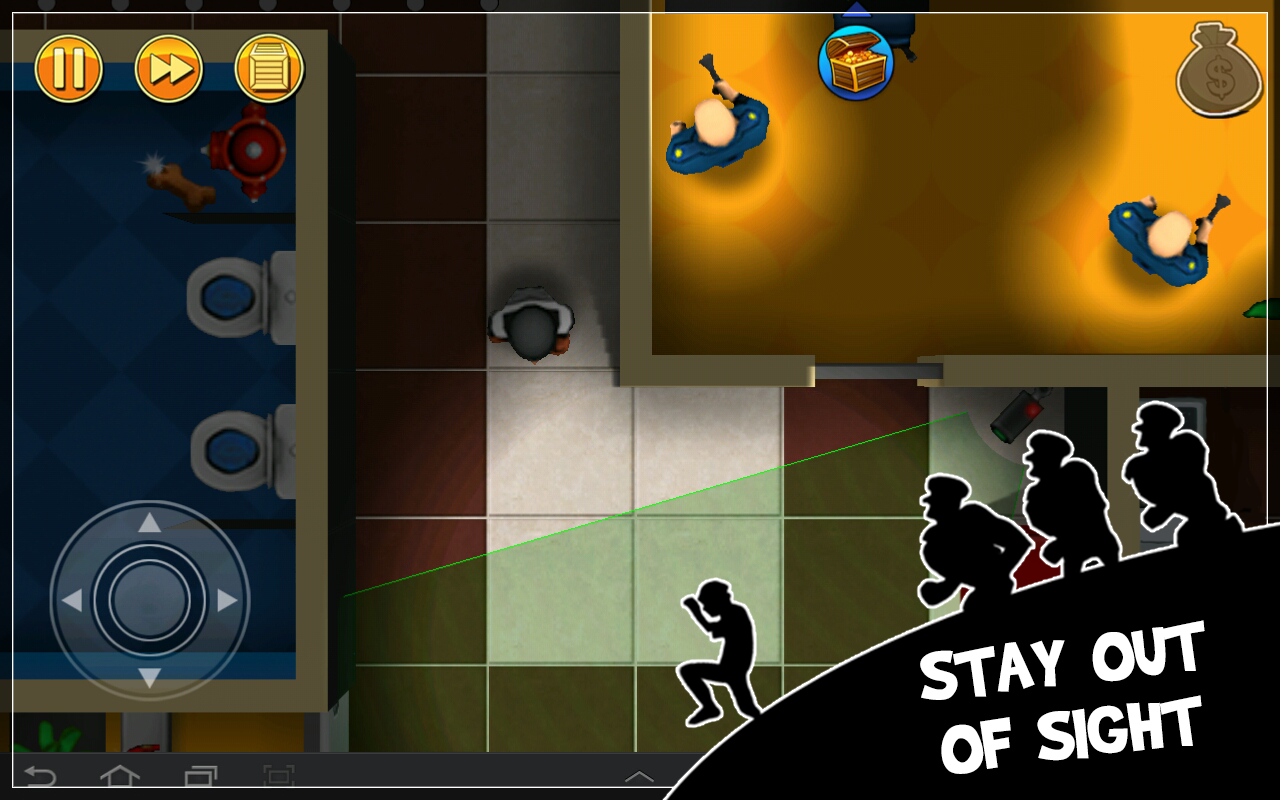Robbery Bob Free AJA screenshot #18