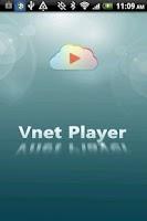 Screenshot of Vnet Player -easy video player