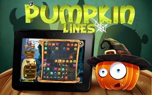 Pumpkin Lines - screenshot thumbnail