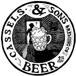 Logo of Cassels Rd Brew Shephards Warning