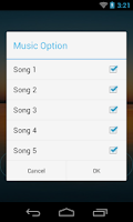 Screenshot of Music for studying