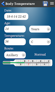 Body Temperature- screenshot thumbnail