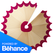 Sharpee Behance powered APK for Blackberry