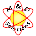 M & D Solutions Test App logo