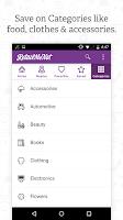 Screenshot of RetailMeNot Coupons, Discounts