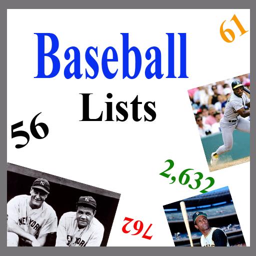 Baseball Lists LOGO-APP點子
