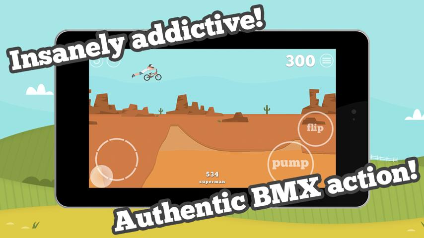 Pumped: BMX Free- screenshot
