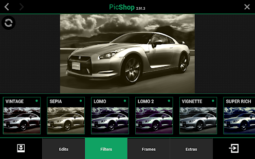 PicShop - Photo Editor - screenshot thumbnail