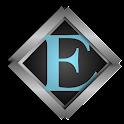 Launcher Theme Blue Envision icon