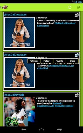 【免費運動App】SeahawksTweetsCheers-APP點子