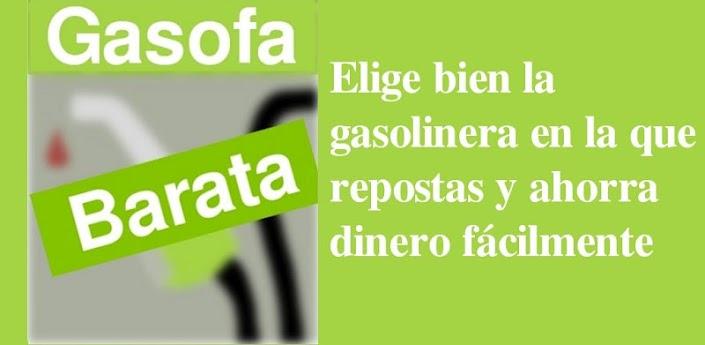 Gasofa Barata - Gasolineras