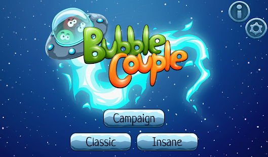 Bubble Couple- screenshot thumbnail