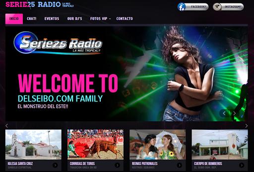 玩娛樂App|SERIE25 RADIO HD免費|APP試玩