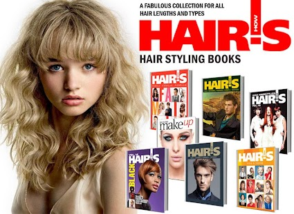 Hair's How - Style Books- screenshot thumbnail