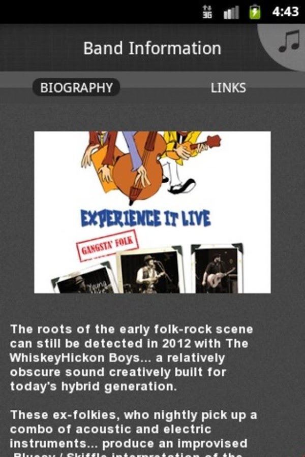 The WhiskeyHickon Boys - screenshot