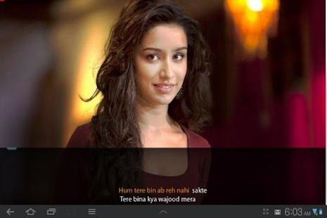 Aashiqui 2 songs - Karaoke - screenshot thumbnail