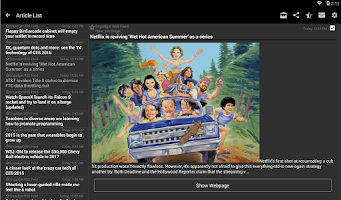 Screenshot of cloudfeedlr