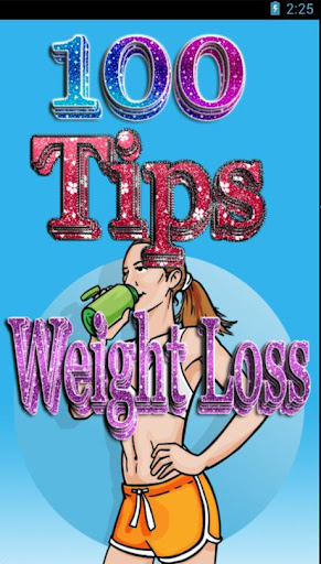 Top 100 Weight Loss Tips