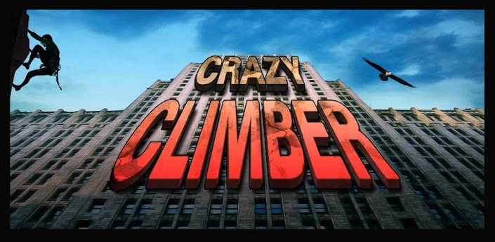 Crazy Climber (Сумасшедший альпинист) - 3D паркур для андроид