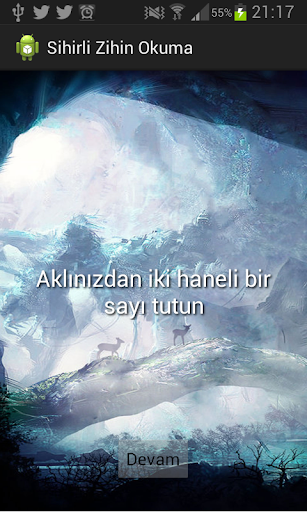 Sihirli Zihin Okuma