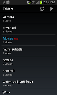 MX Player Codec (ARMv7) - screenshot thumbnail