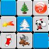 Noël paires jeu