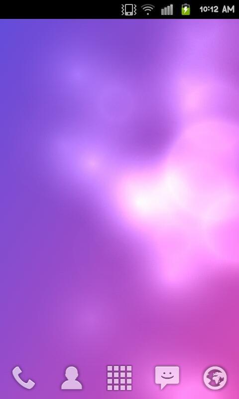 Dreaming Clock Live Wallpaper- screenshot