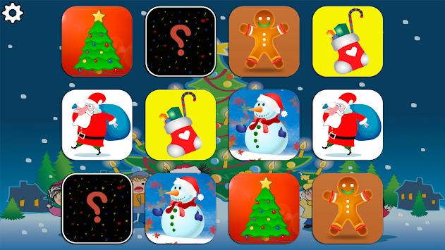 Christmas Games for Kids APK screenshot thumbnail 3