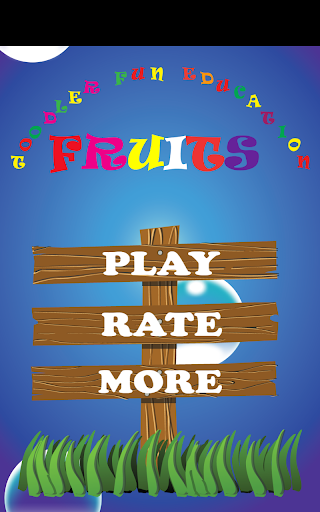 Fruits For Preschool Kids