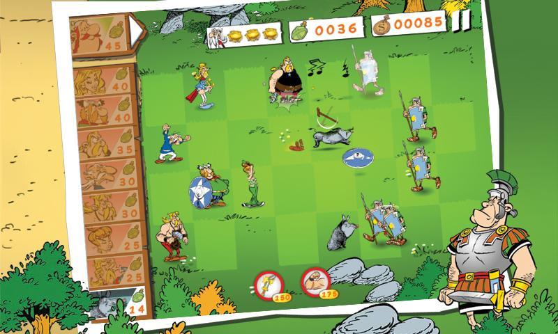 Asterix: Total Retaliation screenshot #4